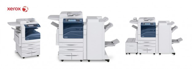 xerox workcentre 7800 series