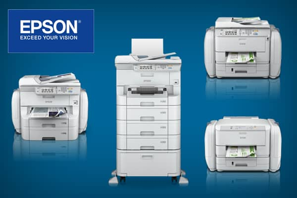 Epson RIPS printers range