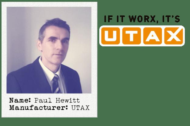Paul Hewitt UTAX