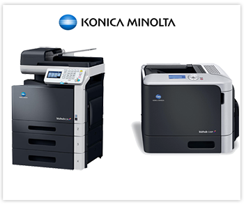 Konica Minolta Managed Print Solutions