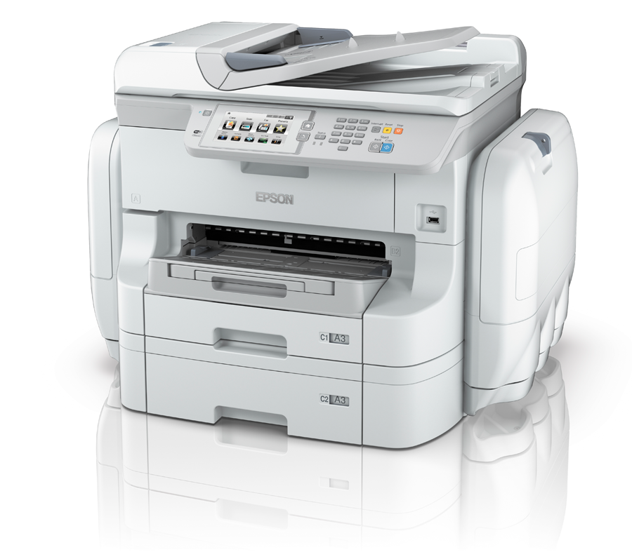 Epson WorkForce Pro WF-R8590DTWF all in one Inkjet Printer