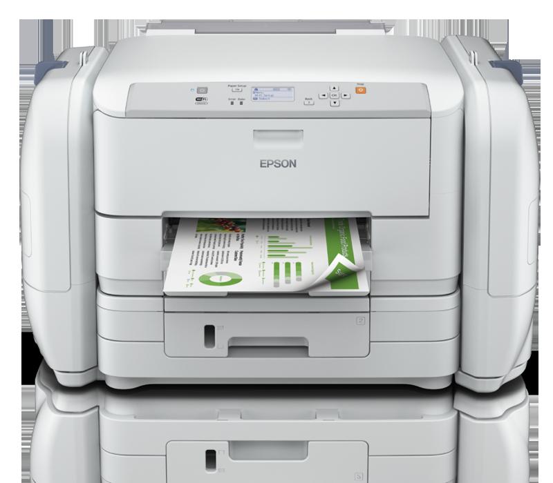 Epson WorkForce Pro WF-R5190DTW Inkjet Printer