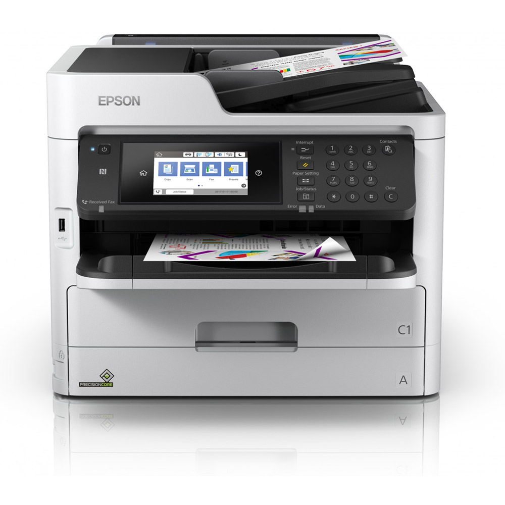 Epson WorkForce Pro WF-C869RDTWF A3 Multifunction Printer