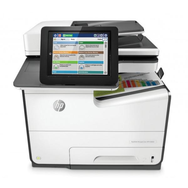 Hp Pagewide Mfp E58650dn E58650 Printer