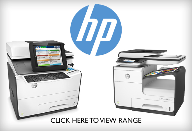 HP Range Managed Printers