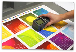 Managed Print Design and graphic print colour match