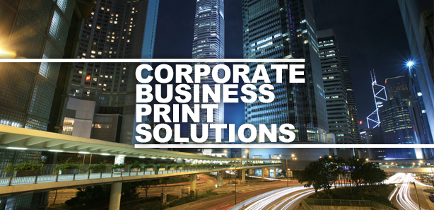 Corporate business managed print solutions and managed print services.