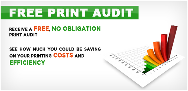 arrange a free print audit with managed print uk - Free Images For Printing