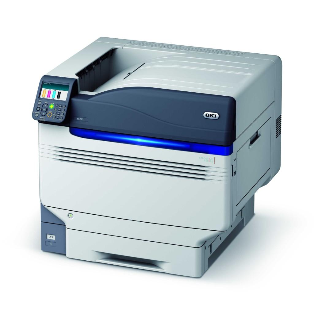 oki es9431 colour laser printer on managed print. Black Bedroom Furniture Sets. Home Design Ideas