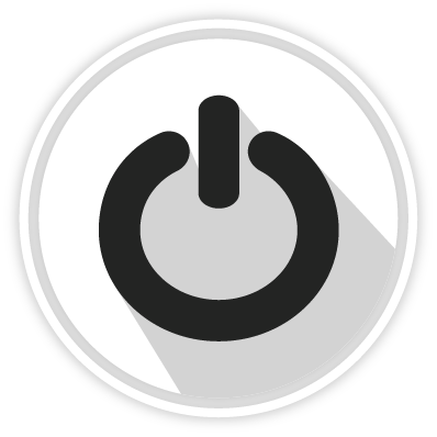 power consumption costs icon