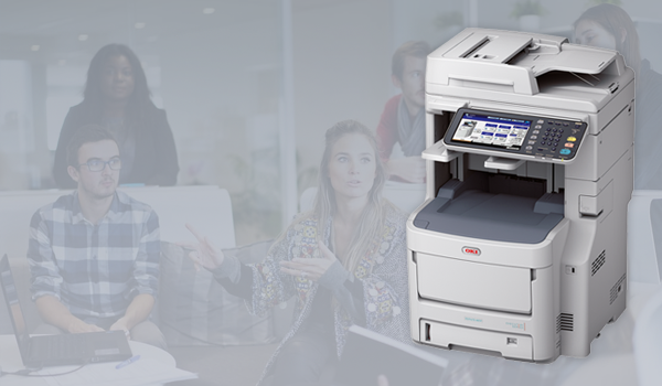 OKI ES7470 A4 Business Class MFP Special Offer