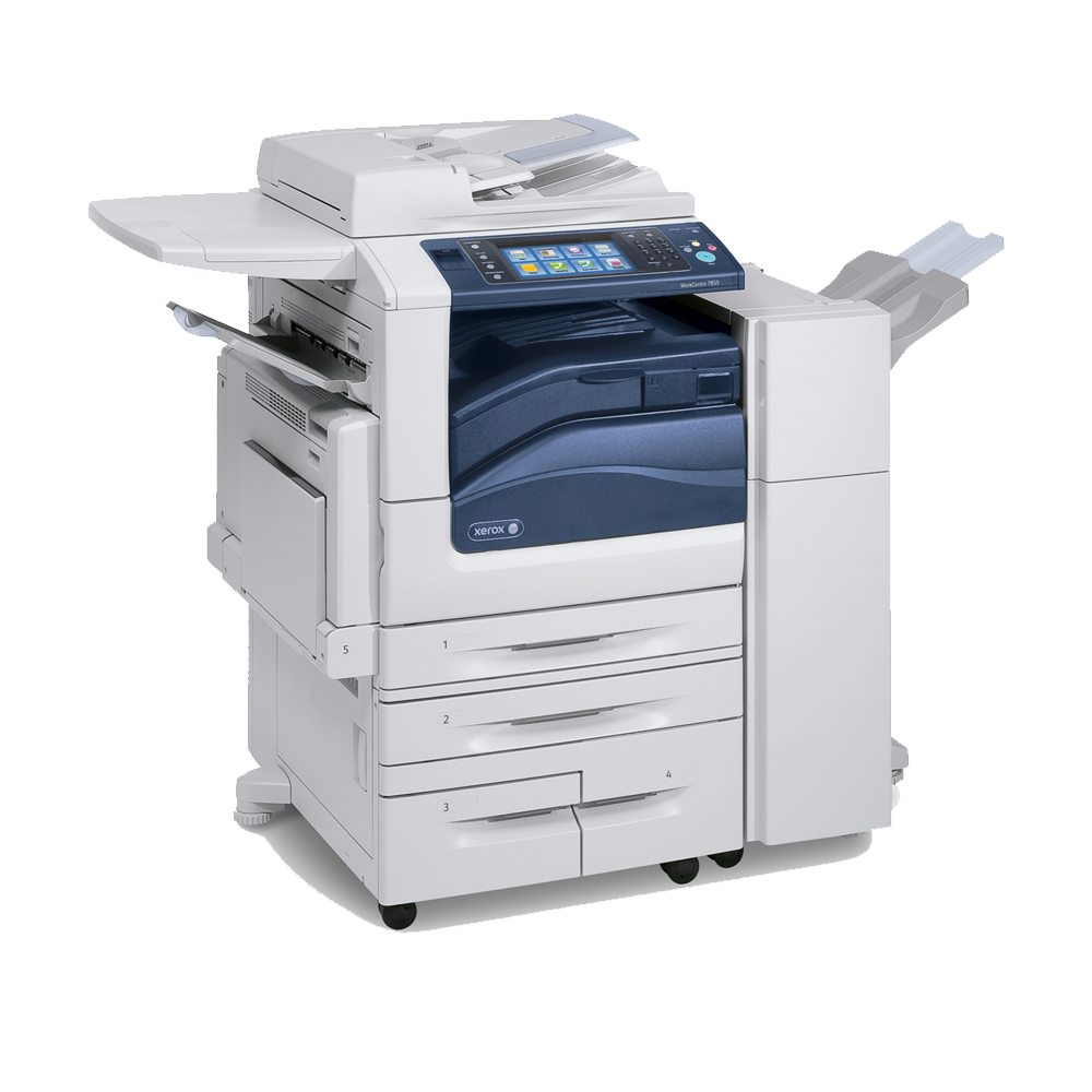 Xerox Machine Png Xerox WorkCentre 7800 ...