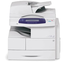 Xerox Workcentre 4250 printer series information and details