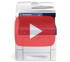 Xerox Workcentre 6605 printer Series